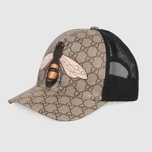 Gucci baseball hat with the bumble bee